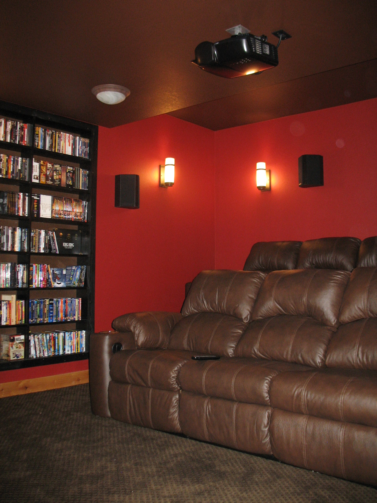 Building My Home Theater