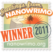 Two NaNoWriMo Surges