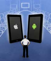 Apple iPad vs. Android Tablet: At Work and at Home
