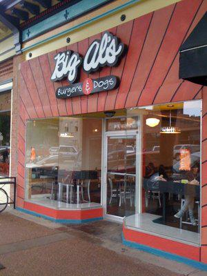 Big Al's Burgers and Dogs Serves Up a Brilliant Burger
