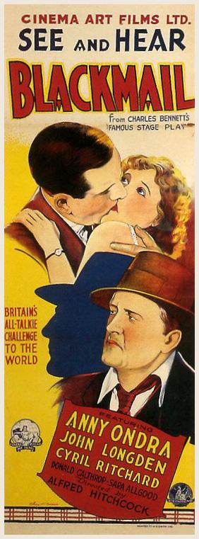 "Hitchcock Conversations: ""Blackmail"" (1929)"