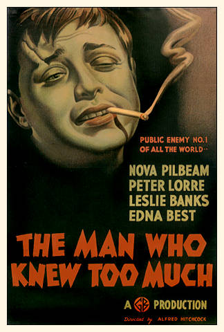 "Hitchcock Conversations: ""The Man Who Knew Too Much"" (1934)"