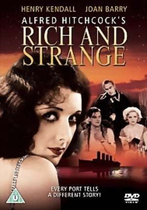"""Hitchcock Conversations: """"Rich and Strange"""" (1931)"""