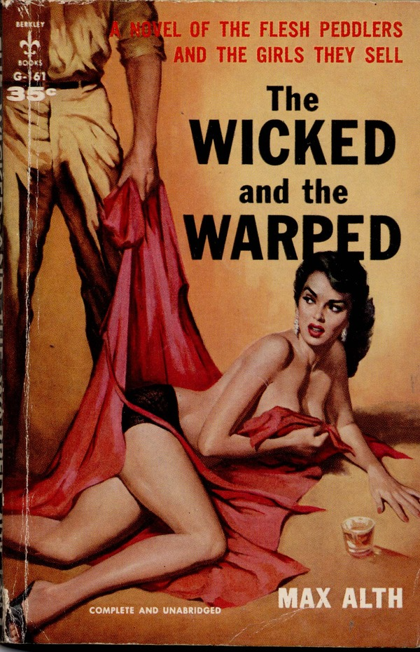 NAKED and Pulpy Were the Fifties