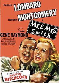 "Hitchcock Conversations: ""Mr. & Mrs. Smith""  (1941)"
