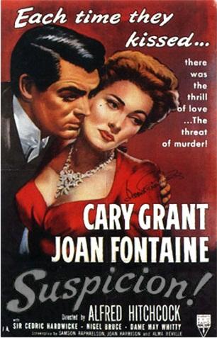 """Hitchcock Conversations: """"Suspicion"""" (1941)"""