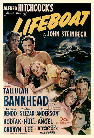 "Hitchcock Conversations: ""Lifeboat"" (1944)"
