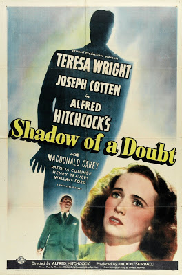 """Hitchcock Conversations: """"Shadow of a Doubt"""" (1943)"""