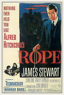 "Hitchcock Conversations: ""Rope"" (1948)"