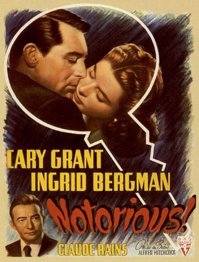 "Hitchcock Conversations: ""Notorious"" (1946)"