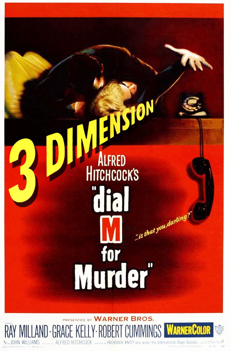 "Hitchcock Conversations: ""Dial M for Murder"" (1954)"