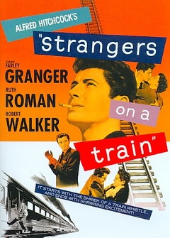 """Hitchcock Conversations: """"Strangers on a Train"""" (1951)"""