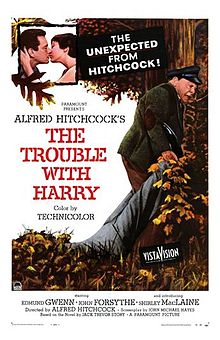 """Hitchcock Conversations: """"The Trouble with Harry"""" (1955)"""