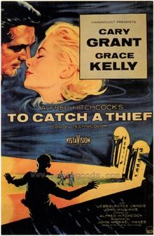 """Hitchcock Conversations: """"To Catch a Thief"""" (1955)"""