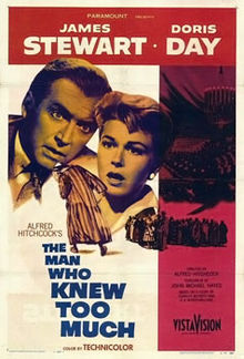 """Hitchcock Conversations: """"The Man Who Knew Too Much"""" (1956)"""