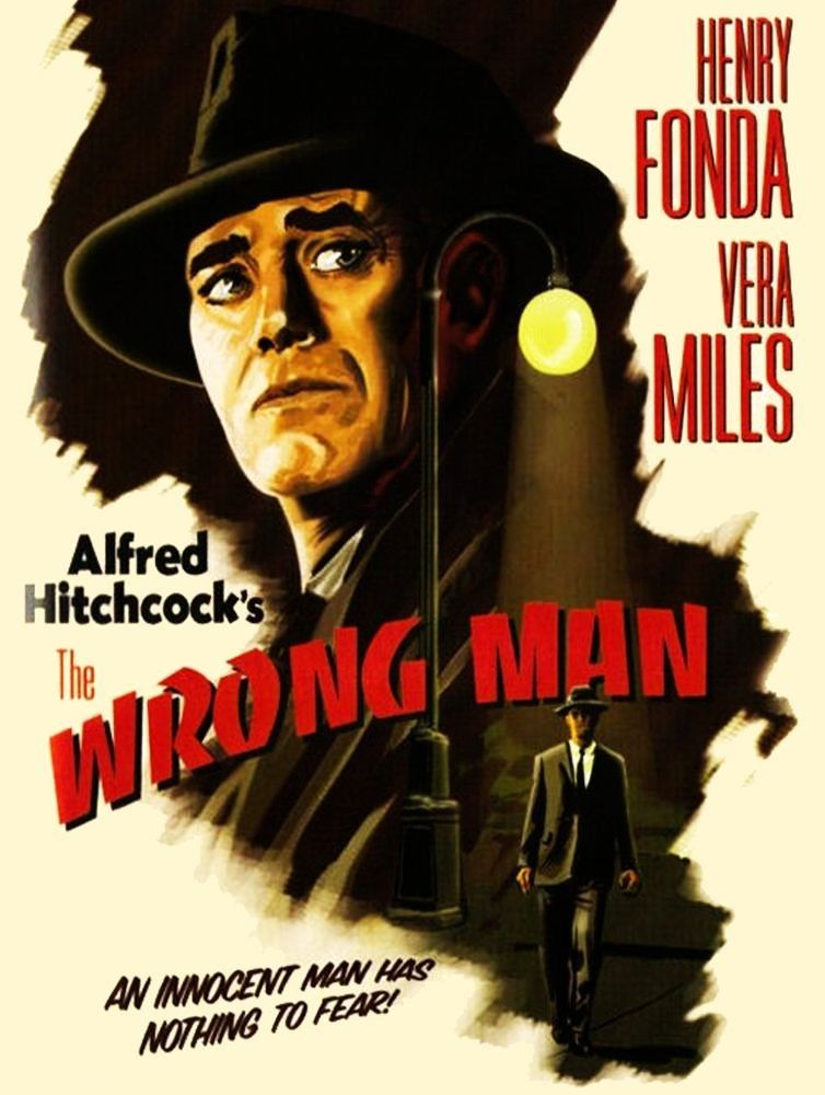 "Hitchcock Conversations: ""The Wrong Man"" (1957)"
