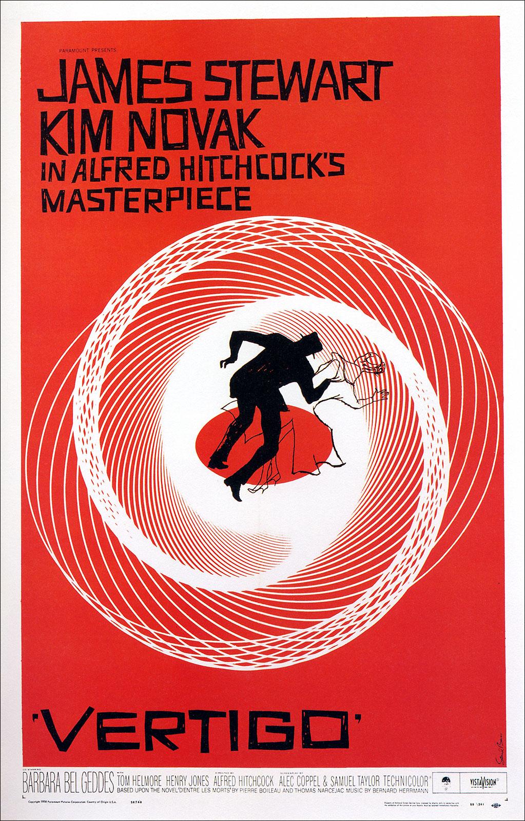 """Hitchcock Conversations: """"Vertigo"""" (1958)"""