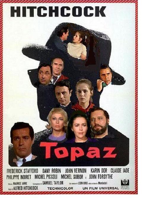 "Hitchcock Conversations: ""Topaz"" (1969)"