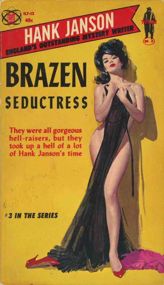 Naked Dames and Naughty Impulses