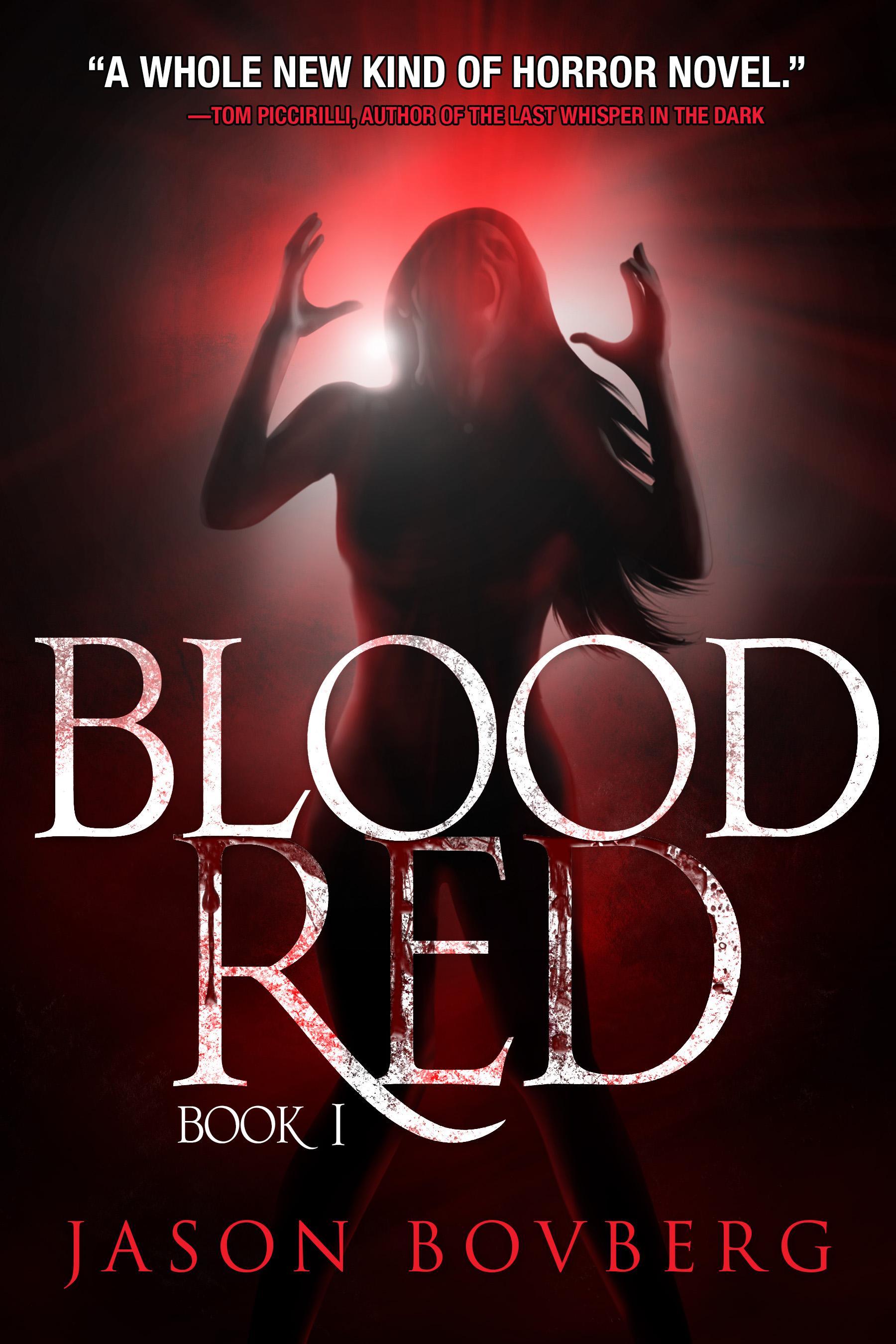 First BLOOD RED review