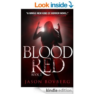 BLOOD RED Now Available in eBook Form