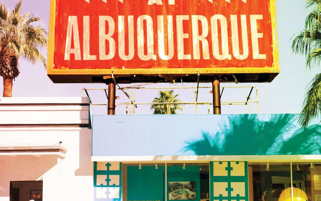"Review: ""That Left Turn in Albuquerque"" by Scott Phillips"