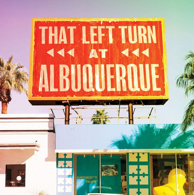 "Review: ""That Left Turn at Albuquerque"" by Scott Phillips"