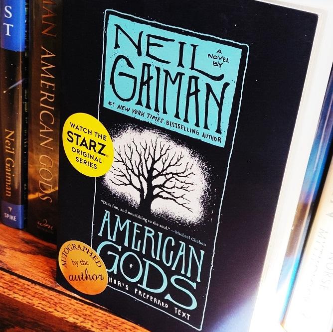 Win a Signed Copy of Neil Gaiman's AMERICAN GODS!